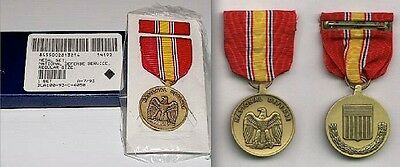 MEDALLA - MEDAL - USA - NATIONAL DEFENSE - Original And Boxed