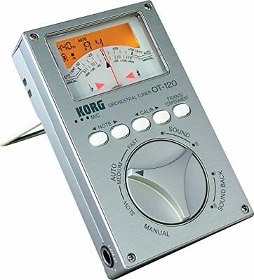 KORG OT-120 Chromatic Orchestral Tuner from JAPAN F/S with tracking number NEW