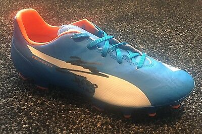 Authentic Autographed Signed Football Boot By Diego Maradona With COA