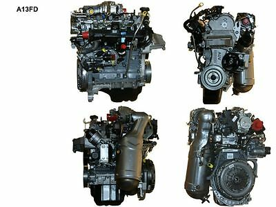 a13fd A 13 FD ENGINE 1.3 CDTI Vauxhall Combo Combo Case new. with Attachments