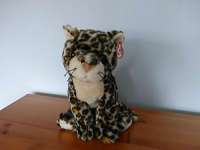 TY Beanie Buddy Sneaky the Leopard