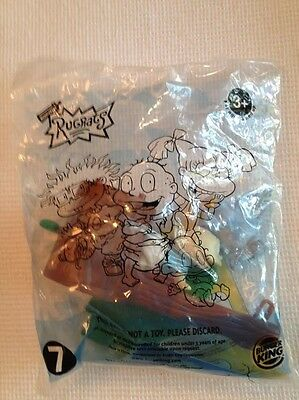 Burger King  Rugrats Treehouse figurines - #7  Nickelodeon