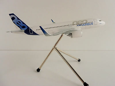 Airbus A320neo House Colour 1/200 Hogan Limox Wings AS13 A 320 A320 NEO NEW Kent