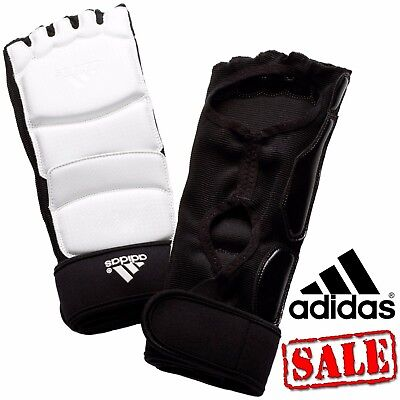 adidas KTA Approved Taekwondo Foot Protector Guard Fighter Socks Large 260-270mm