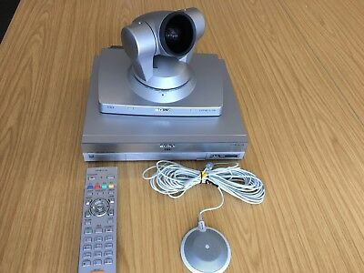 Sony PCS-XG80 Video Conferencing System