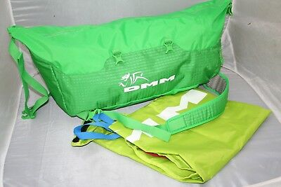 DMM rope bag with ground sheet