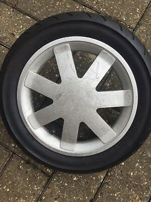 Genuine QUINNY BUZZ 3 REAR / BACK  WHEEL Ready To Use Buy It Now Price