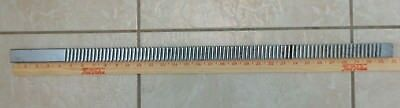 "Helical Gear Rack Steel 31 5/8"" Long Lift for ???"