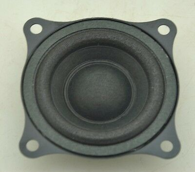 "2pcs For ALTEC 2.25"" inch Low Frequency Passive radiator Consonant Speaker"
