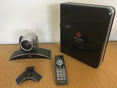 Polycom HDX 8000-720 with lastest software