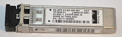 Cisco DS-SFP-FC4G-MR Fiber Channel (long wave) SFP transceiver module