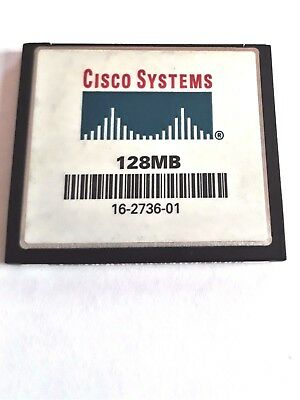 Compact Flash 128MB Cisco 16-2736-01