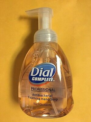 DIAL 98606 Complete Foaming Hand Soap, Original Scent, 15oz Pump Bottle - 1pc
