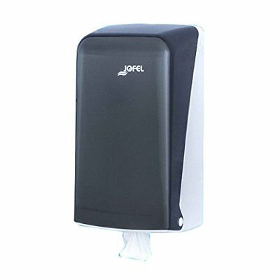 Jofel AG33400 Paper Towel Dispenser, Mini, Smoky Colour