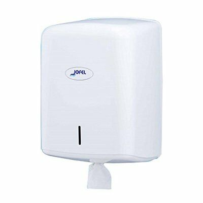 Jofel AG47000 Smart Paper Towel Dispenser, Round, White