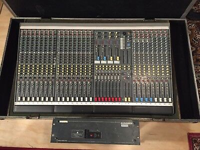 Allen & Heath GL-3000 24 Channel Professional Studio & Live Mixing Console Desk