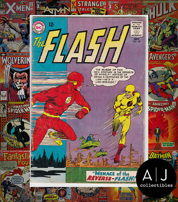 The Flash #139 (| DC |) VG! HIGH RES SCANS!
