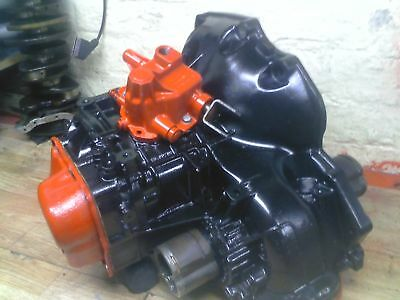 Vauhall vectra astra zafira fully reconditioned F17 gearbox