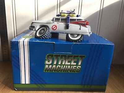 Boxed Street Machines Ecto Buster 20130 VERY RARE Hand Crafted Like Speed Freaks