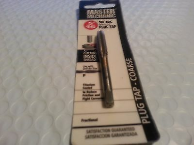 Master Mechanic 5/16-18 NC Plug Tap Course 788867
