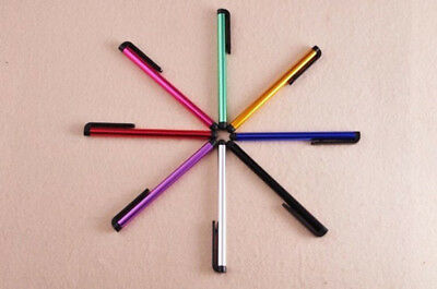 8 x Universal Touch Screen Stylus Pens For All Phones iPad 2 3 4