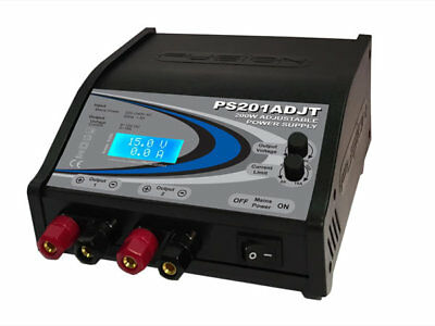Fusion 200W Twin Adjustable Power Supply