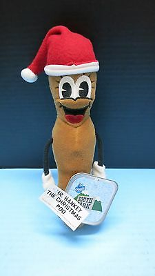 """9"""" Poop Mister Mr Hankey Hanky South Park Christmas Poo Plush New With Tags"""