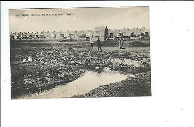Seasalter Golf Links ; Whitstable ; the Ninth Green ; c.1920