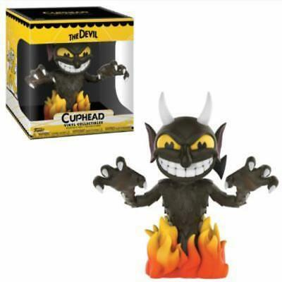 Funko Vinyl Figure: Cuphead The Devil Preordine