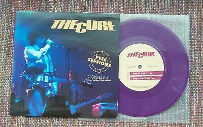 "The Cure Peel Sessions Ltd Purple 7"" Siouxsie & The Banshees"