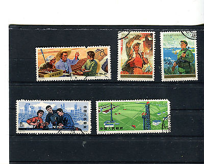 Lot d'anciens timbres CHINE /  old Stamps of China