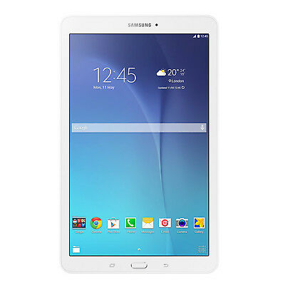"Tablet Samsung Galaxy Tab E T560 - Qc 1.3Ghz - 8Gb - 1.5Gb Ram - 9.6""/24.38Cm -"