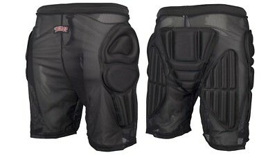 Bullet Padded Snowboard, Moto X, MTB, Shorts. Impact Protection. Large