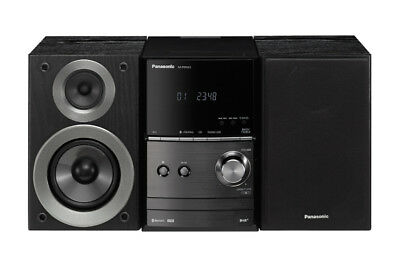 P282529 set audio da casa Panasonic SC-PM602EG Home audio micro system 40W Nero