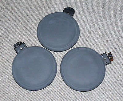 3 x Roland PD-8A Trigger Pads TD-11 V Drums Electronic percussion tom pd8a