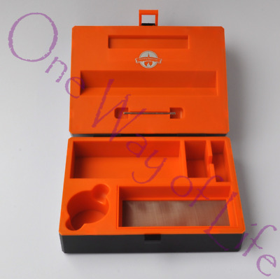 Cheeky One Smokers Club - Rolling Station Organiser Box v2.0 Latest