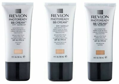 Revlon PhotoReady BB Cream Skin Perfector - Choose Your Shade - 30ml