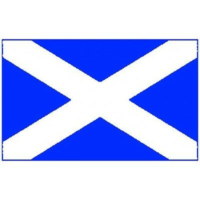 Scotland St Andrews Cross 3 x 5' Banner National Flag 90cm x 150cm