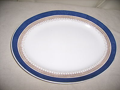 LOSOL WARE-Claremont,Keeling &co Burslem Serving platter