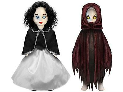 Living Dead Dolls Set Scary Tales: Snow White & The Evil Queen - Factory Sealed