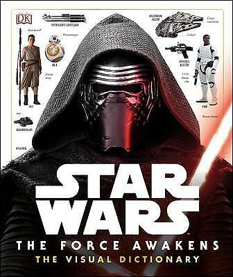 Star Wars: The Force Awakens Visual Dictionary, DK, New