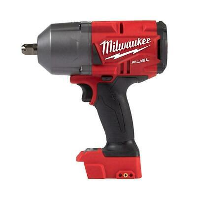 "Milwaukee 2766-20 M18 FUEL 1/2"" High Torque Impact Wrench with Pin Detent (Tool"