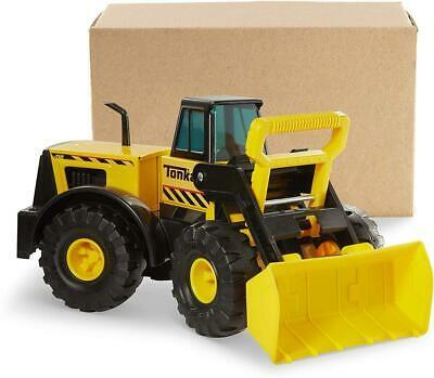 Classic Steel Front End Loader Vehicle - Tonka