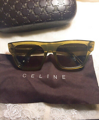 Celine Sunglasses Military green