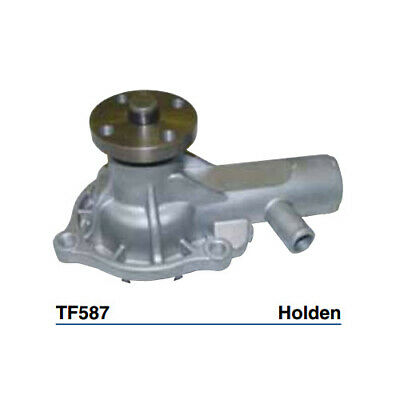 Tru-Flow Water Pump TF587 fits Holden E Series EH 2.4 149 (Red), EH 2.9 179 (...