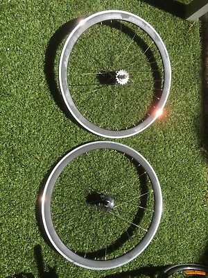 Fixie Wheelset 700C