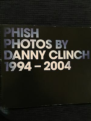 Phish Photo Book - Autographed By Entire Band