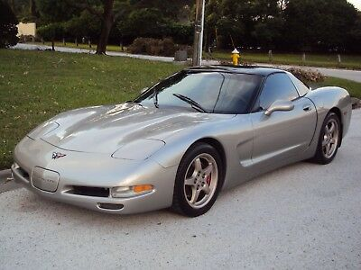 1998 Chevrolet Corvette Coupe FL Car! Clean CARFAX! Glass Top! Mag Whls! Pioneer Touchscreen! Two-Tone Leather