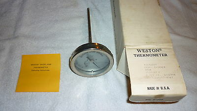 Vintage Nos Kentucky Fried Chicken Weston Thermometer New Old Stock Nos With Box