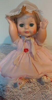 Vintage Vouge Doll Baby So Dear 1965 12 Inch